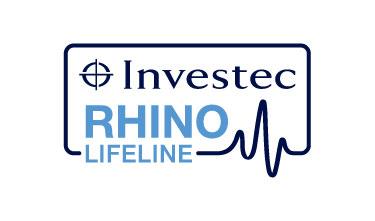 Investec Rhino Lifeline logo