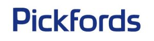 Pickfords Logo