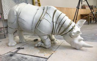 Charming Baker, Rhino Noir, 2018